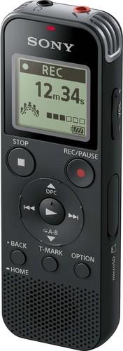 Sony Diktiergerät 4GB,USB-Anschl.,sw ICDPX470.CE7
