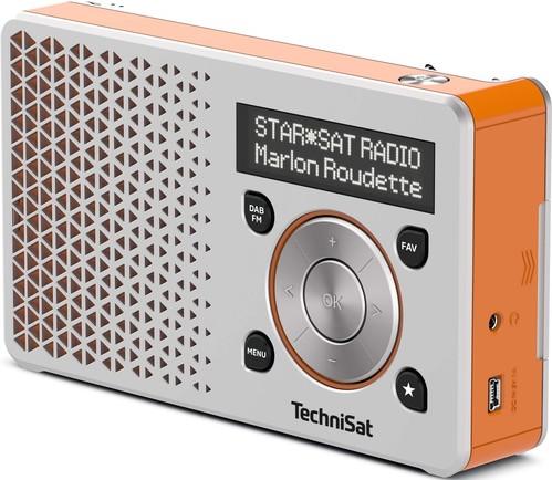TechniSat Digitalradio DAB+ DIGITRADIO1 si/or