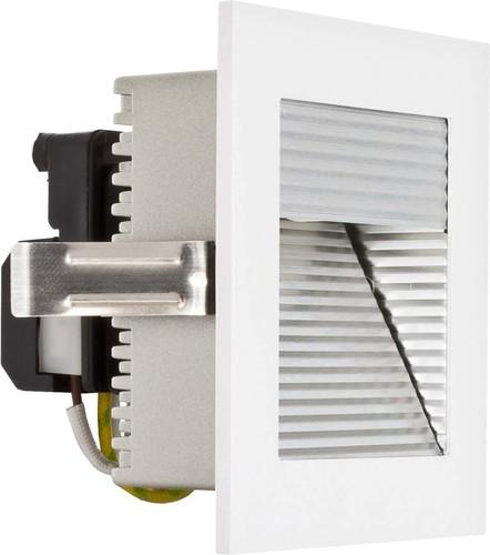 EVN Lichttechnik Wandeinbauleuchte G9 230V IP20 weiß 239401