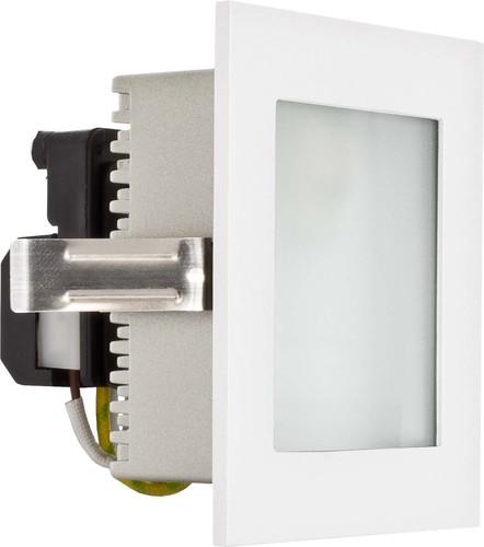 EVN Lichttechnik Wandeinbauleuchte G9 230V IP20 weiß 239501