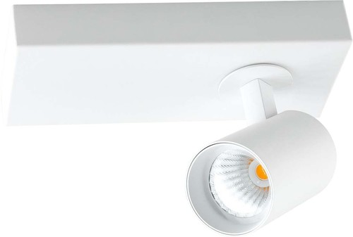 EVN Lichttechnik LED-Decken/Wandanbauleuch. 3000K IP20 weiß AS20070102