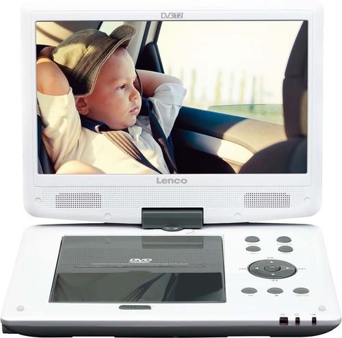 Lenco DVD-Player portable DVP-1063 weiß