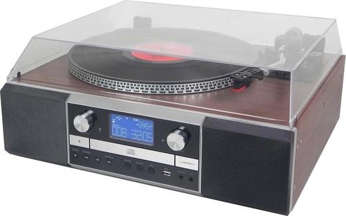Soundmaster Musikcenter Plattenspieler PL905