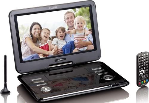 Lenco DVD-Player portable DVP-1273