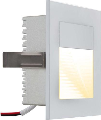 EVN Lichttechnik LED-Wandeinbauleuchte 3000K IP20 si P21702S