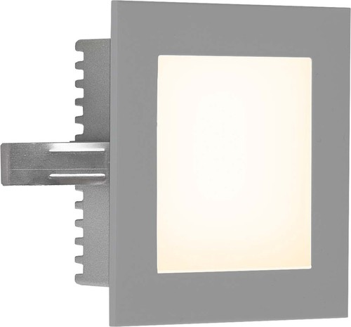 EVN Lichttechnik LED-Wandeinbauleuchte 3000K IP20 si P21802S