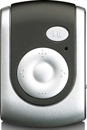 ICES Clip-MP3-Player mMikro-SD-Kartenslot Ices IMP-101 si