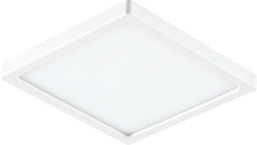 EVN Lichttechnik LED-Einbaupanel 3000K IP20 weiß PHEQ080102