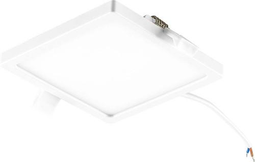 EVN Lichttechnik LED-Einbaupanel 4000K IP20 weiß PHEQ120140