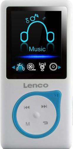 LENCO MP3/MP4-Player 8GB XEMIO-668 BLUE