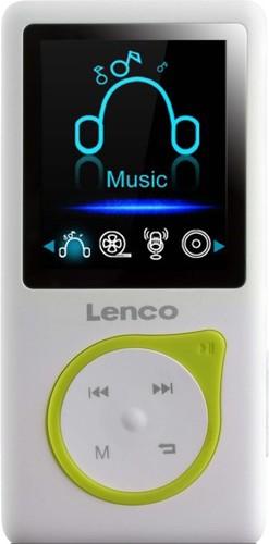 LENCO MP3/MP4-Player 8GB XEMIO-668 LIME