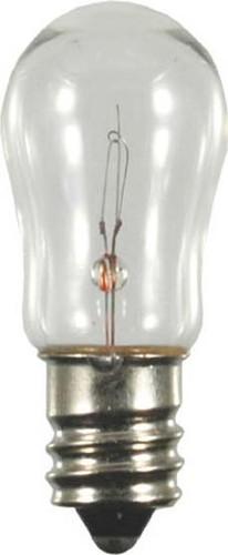 Scharnberger+Hasenbein Birnenlampe 19x48mm E12 60V 6W 29889