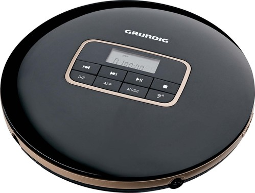 Grundig CD-Player portable,Linie GCDP8000 sw/si