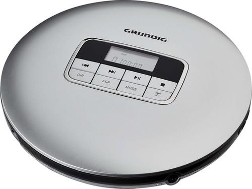Grundig CD-Player portable,Linie GCDP8000 si/sw