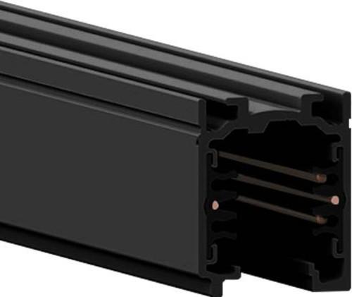 LTS Licht&Leuchten DALI-Stromschiene 1m schwarz Aufbau ST-A 10/9000-1-ST SW