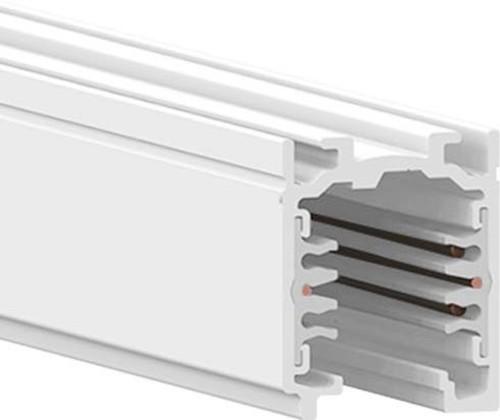 LTS Licht&Leuchten DALI-Stromschiene 2m weiß Aufbau ST-A 20/9000-2-ST WS