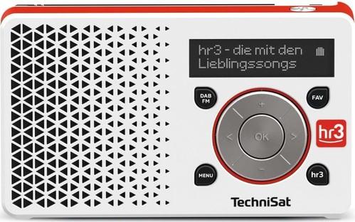 TechniSat Digitalradio hr3 Edition DIGITRADIO1hr3 weiß/rt