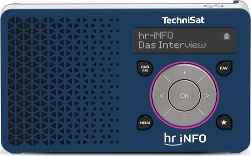 TechniSat Digitalradio hr Info Edition DIGITRADIO1hriNbl/si