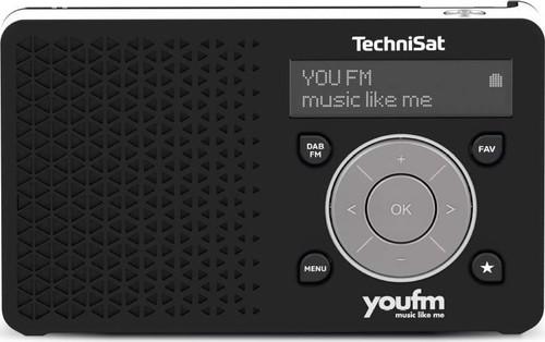 TechniSat Digitalradio youfm Edition DIGITRADIO1youfsw/ws