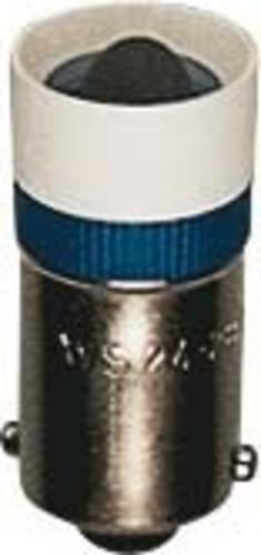 Scharnberger+Hasenbein LED 5mm 10x25mm BA9s 110-130VAC rot 35820