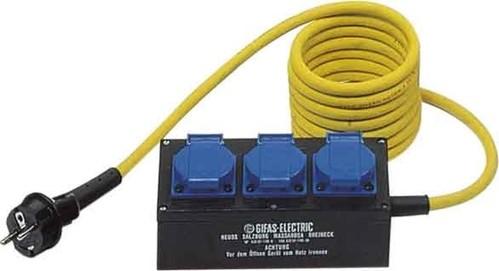Gifas Electric Vollgummi-Verteiler 1803-KN3