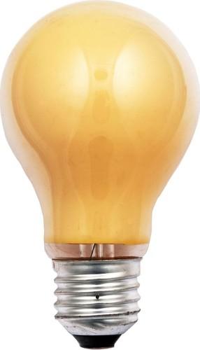 Scharnberger+Hasenbein Allgebrauchslampe B60x105 E27 230V 40W gelb 40252