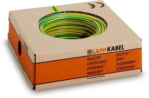 Lapp Kabel&Leitung Multi-Standard SC 2.2 1x1,5 GNYE 4150400 R100