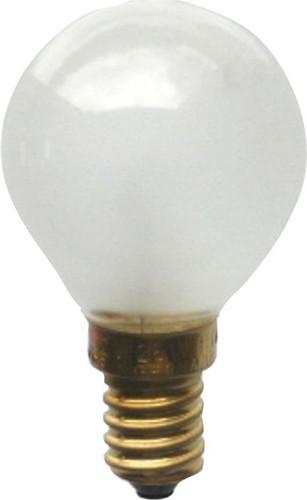 Scharnberger+Hasenbein Tropfenlampe 45x72 mm E14 65V 25W matt 40312
