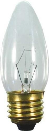 Scharnberger+Hasenbein Kerzenlampe 35x100mm E27 240V 40W klar 40871