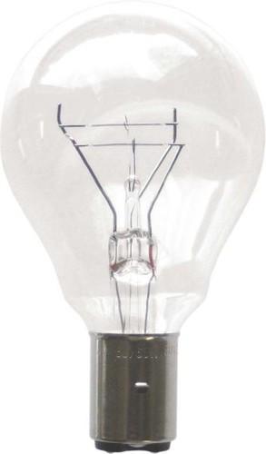 Scharnberger+Hasenbein Allgebrauchslampe B60x105 Ba20d 24V 60W klar 40930
