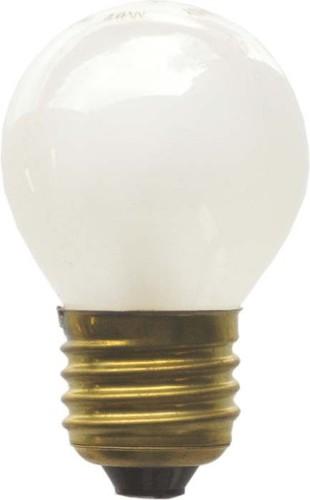 Scharnberger+Hasenbein Tropfenlampe 45x75mm E27 130V 25W matt 41320
