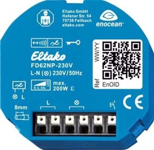 Eltako Funk-Universal-Dimmaktor ohne N-Anschluss FD62NP-230V
