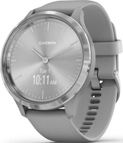 Garmin Smartwatch Grau/Silber VIVOMOVE 3 gr/si