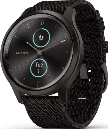 Garmin Smartwatch Schiefergrau VIVOMOVE STYschie/gr