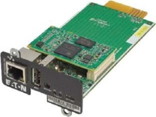 Eaton Network Management Card f.5P,5PX,5SC,9SX,9PX Network-M2