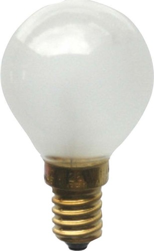Scharnberger+Hasenbein Tropfenlampe 45x75mm E14 240V 40W matt 43198