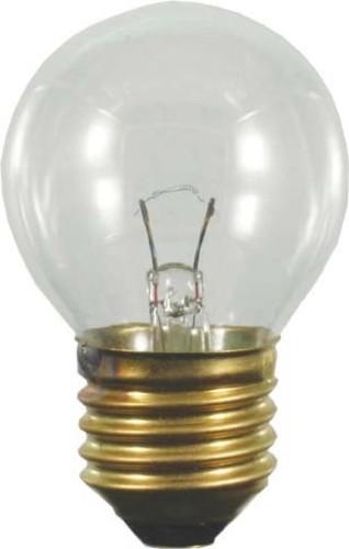 Scharnberger+Hasenbein Tropfenlampe 45x72mm E27 24V 25W klar 43262