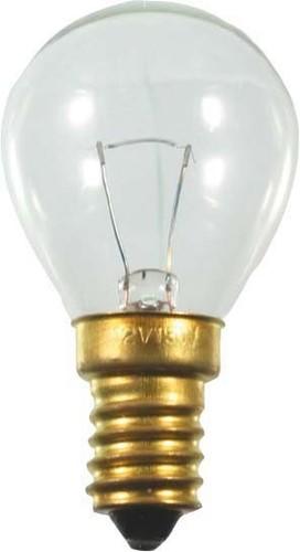 Scharnberger+Hasenbein Tropfenlampe 40x70mm E14 24V 15W klar 43318