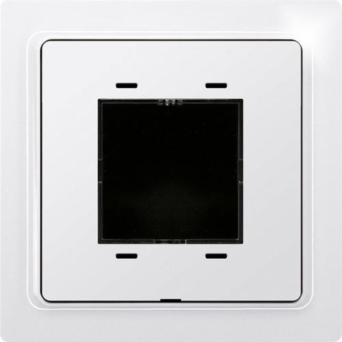 Eltako Funk-Multisensor T+H+E+M, rws/glänz FMS65ESB