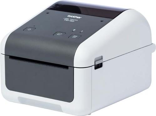 Brother Etikettendrucker RD/-102mm TD-4520DN