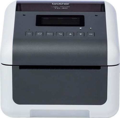 Brother Etikettendrucker RD/-102mm TD-4550DNWB
