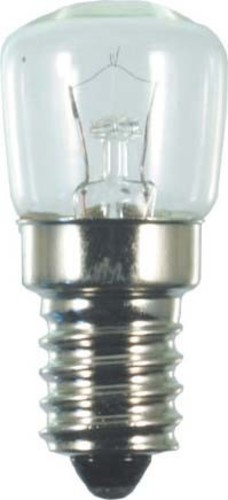 Scharnberger+Hasenbein Birnenlampe 22x48mm E14 12V 15W 47104