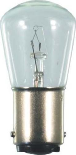Scharnberger+Hasenbein Birnenlampe 22x48mm Ba15d 12V 25W 48106