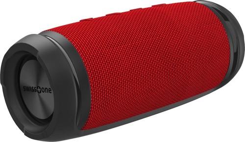 swisstone Bluetooth-Lautsprecher rot swisston BX320TWS rt