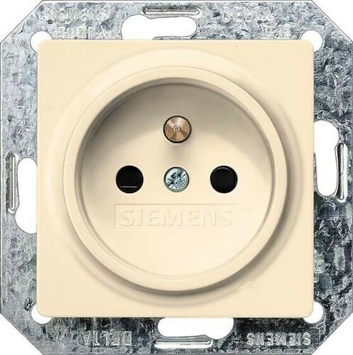 Siemens Indus.Sector Schuko-Steckdose Delta I-System ews 5UB1908
