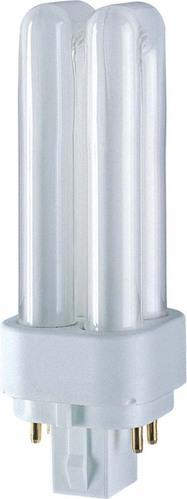 Osram LAMPE Kompaktleuchtstofflampe DULUX D/E18W/840
