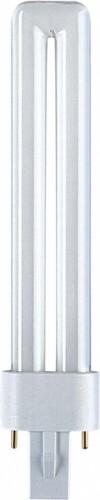 Osram LAMPE Kompaktleuchtstofflampe DULUX S11W/840