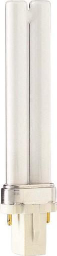Philips Lighting Kompaktleuchtstofflampe 7W G23 wws PL-S 7W/827/2P