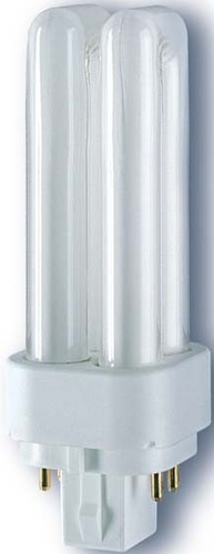 Radium Lampenwerk Leuchtstofflampe RX-D/E 18W/830/G24Q