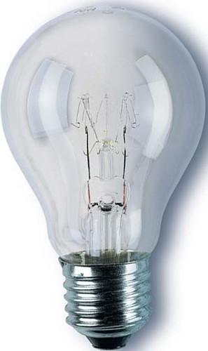 Radium Lampenwerk Signallampe klar SVA 40W/220/C/E27